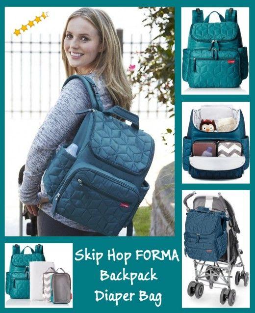 Skip Hop FORMA Backpack Diaper Bag