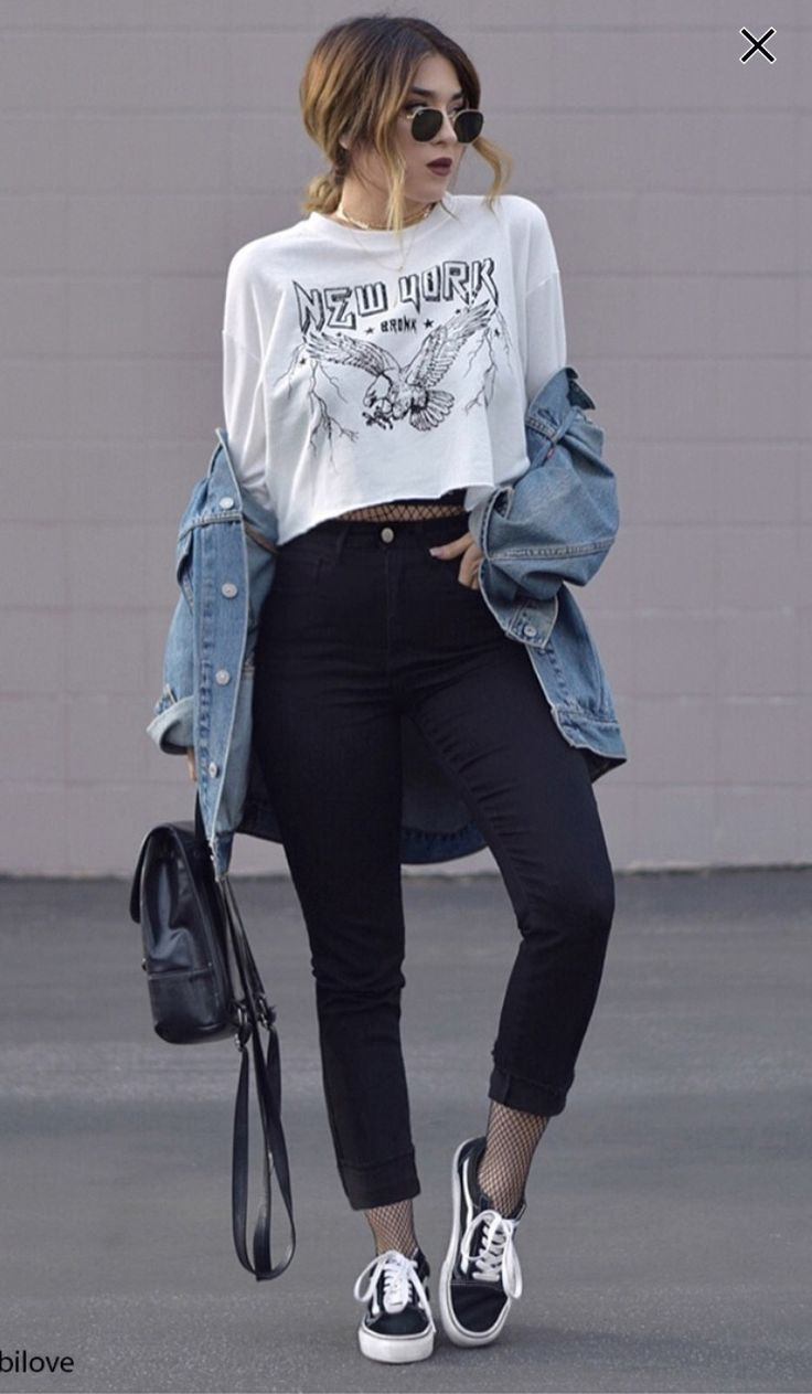Outfit with tights and vans classic | Fashion bitch | Pinterest | Inspiration