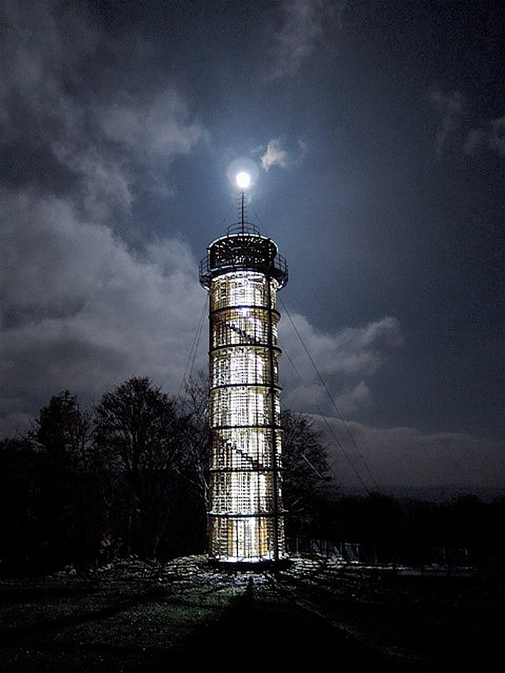 Lighthouse+And+Museum+Of+Jara+Cimrman+/+Hut+Architektury+Martin+Rajnis