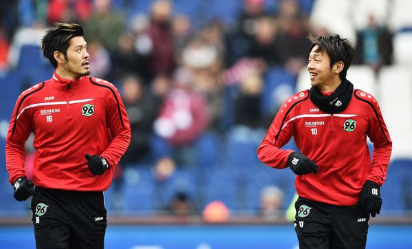 Hotaru Yamaguchi Photos - Hannover 96 v 1. FC Koeln - Bundesliga - Zimbio