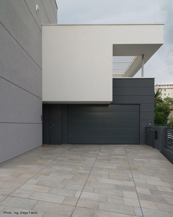 Urban-House: dettaglio ingresso