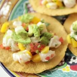 Ceviche mexicain @ allrecipes.fr
