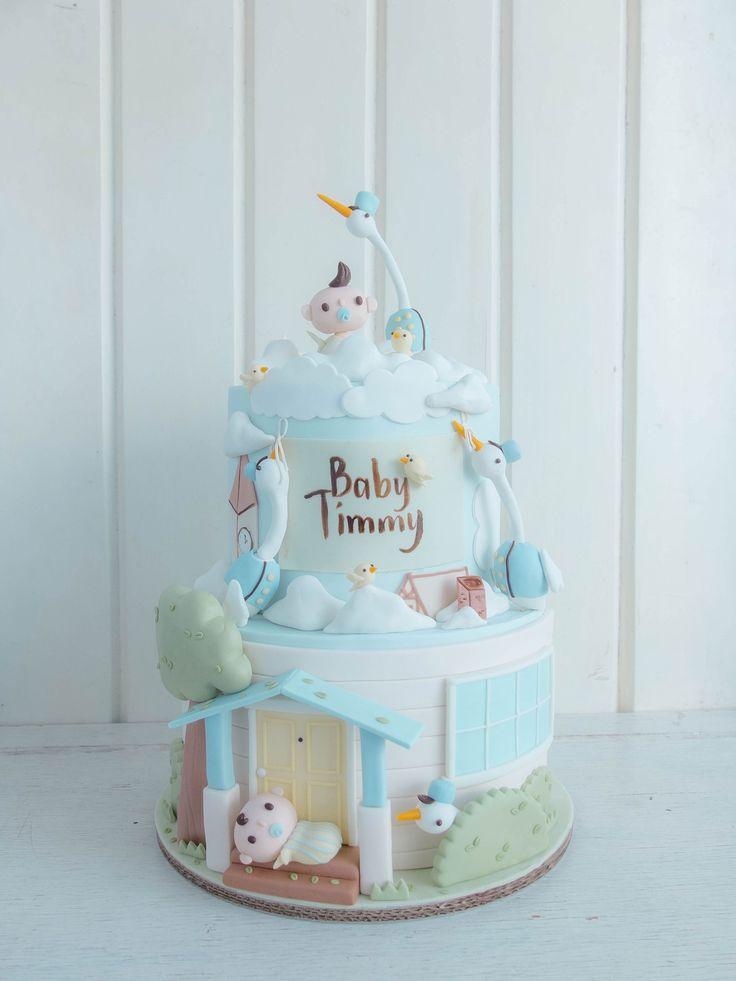 Hoje No Blog Temos Lindas Ideias De Bolos! Imagens Do Site Cotton Tail Cake  Studio