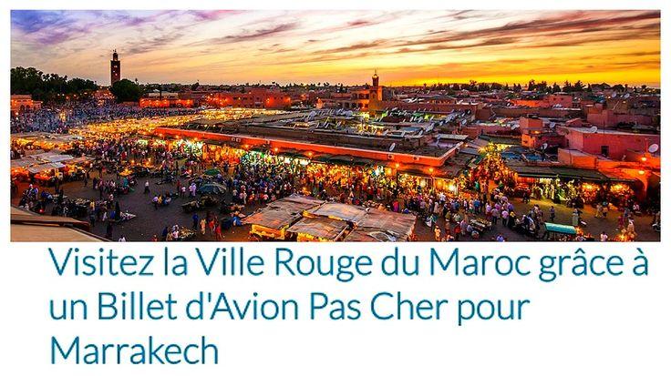 Visitez la ville rouge du Maroc grâce à un billet d'avion pas cher pour Marrakech. Visitez Easy voyage pour lire tout l'article   http://www.easyvoyage.com/actualite/c-est-facile-de-trouver-un-billet-d-avion-pas-cher-pour-marrakech-73015     #easyvoyage #Marrakech #Tourism #voyage  #travel  #traveling #maroc #tourist #travelgram #travelguide #worldtravelawards