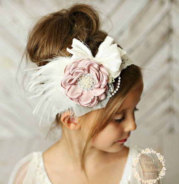 baby meisje hoofdband meisje hoofdband couture hoofdband