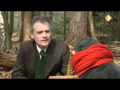 2-11-2007: Afl.: Alles is voor Moffel. Moffel verzamelt zoveel kastanjes, beukennootjes en dennenappels dat er voor de dieren in het bos niets meer overblijft.