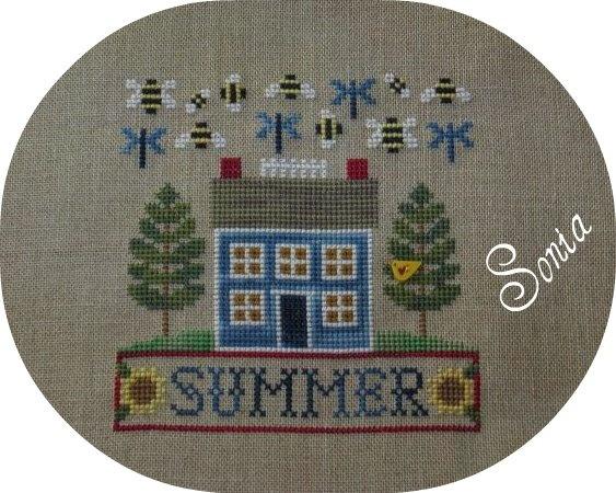 summer cottage