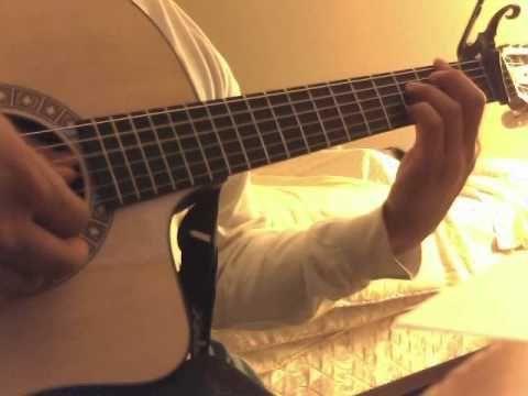 Beautiful guitar rendition of 'Happy Birthday, Jesus'.