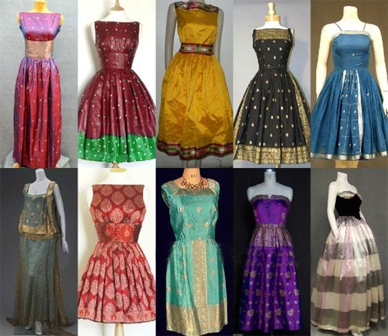 How To Make Use Of Old Sarees