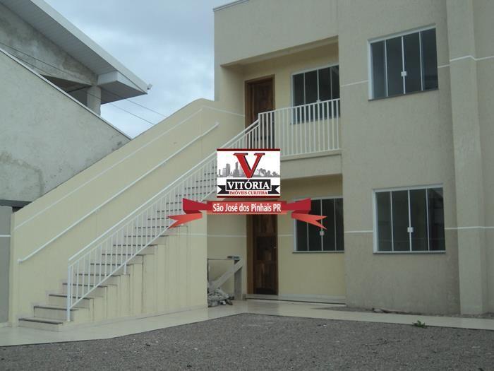 Promoção São José dos Pinhais - Apartamento à venda, São Marcos, São José dos Pinhais - AP0715.
