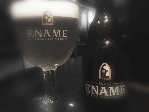 Ename Blond van Brouwerij Roman Mater