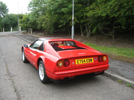1987 Ferrari 328 GTS - Silverstone Auctions
