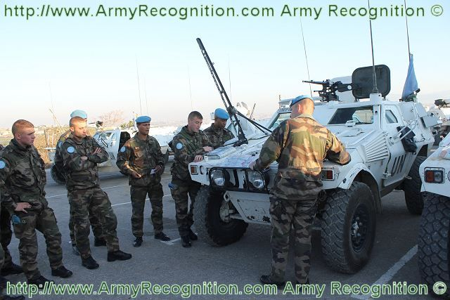 french military  | ... French Army troops which are deployed as members of the UNIFIL (United