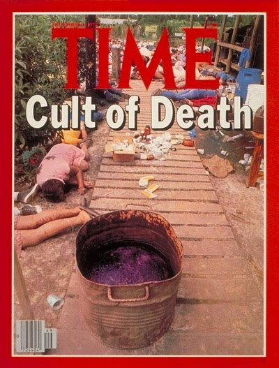 The Jonestown Massacre — On Nov. 18, 1978, 918 people died in Jim Jones' Peoples Temple settlement as well as at a nearby airstrip and in Georgetown, Guyana's capital.