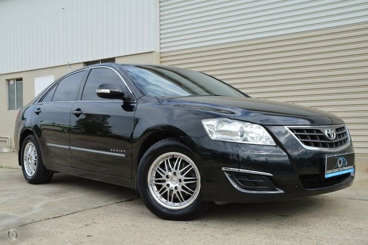 2008 Toyota Aurion AT-X