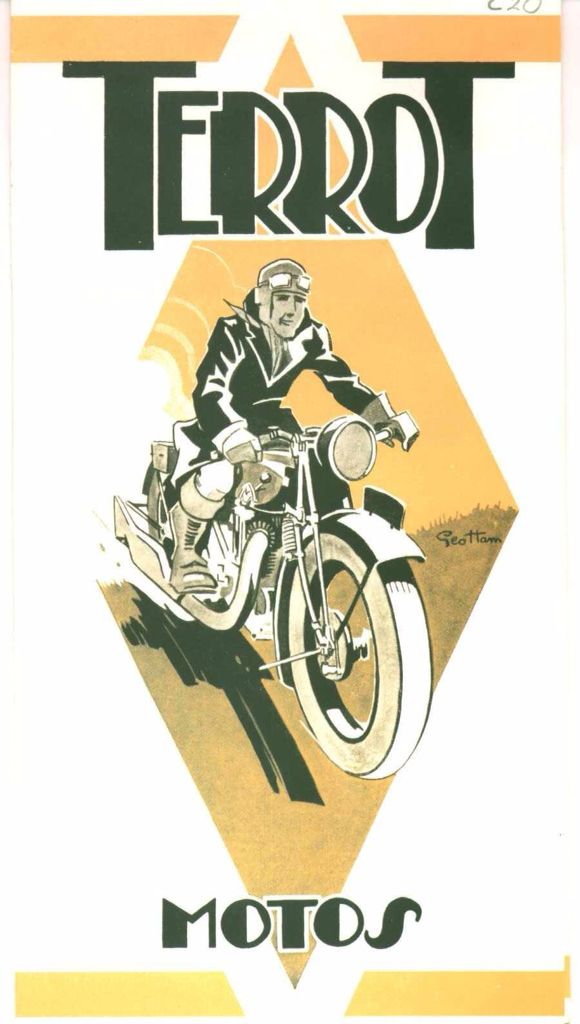 Consider, vintage transportation posters
