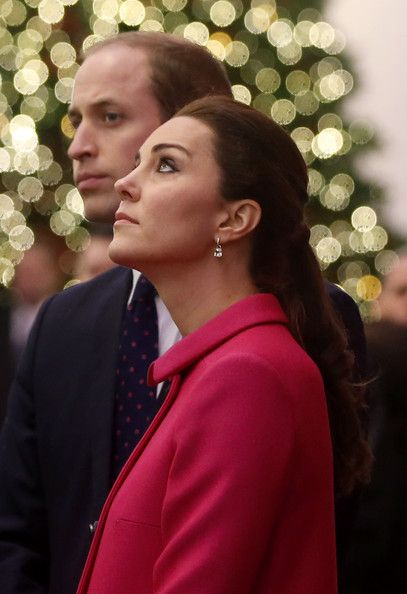 Kate Middleton - British Royals Visit the September 11 Memorial Museum