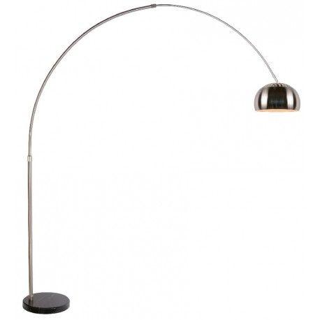 Lampa podłogowa Arq to model inspirowany projektem Arco, przeznaczona nowoczesnym aranżacją wnętrz. http://blowupdesign.pl/pl/21-lampy-stojace-podlogowe-salonowe-do-czytania #lampypodłogowe #lampystojace #nowoczesneoświetlenie #floorlamps #standinglamps