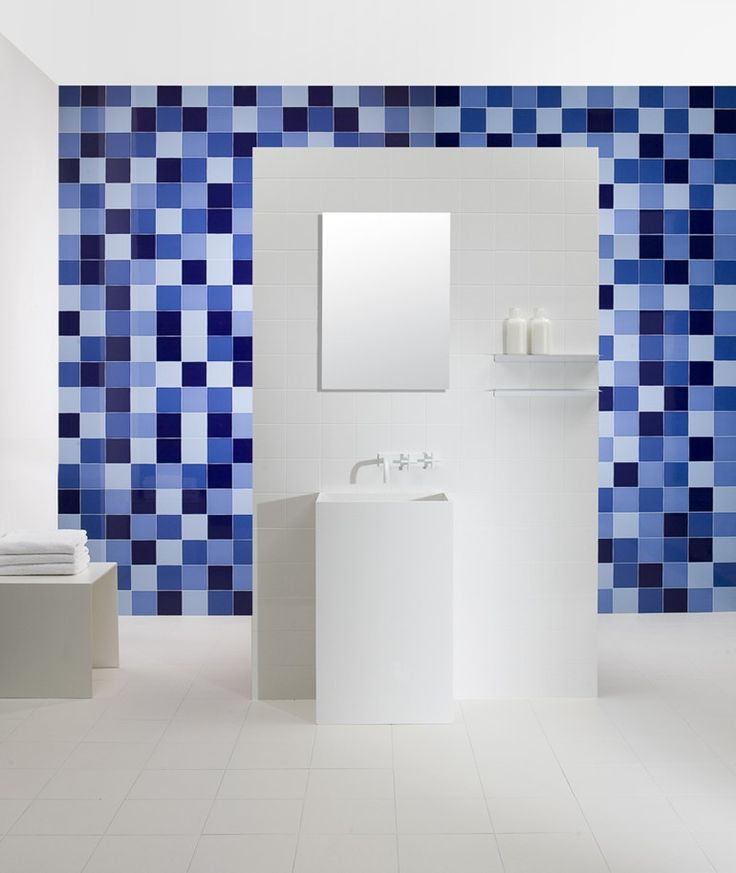 Ceramic wall tiles MOSA COLORS by Mosa | design Mosa Design Team @mosatiles