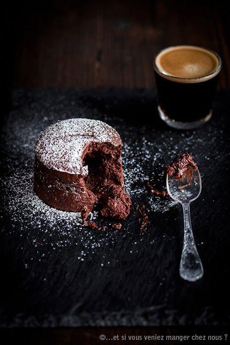 Bezglutenowe, mocno czekoladowe mi-cuit