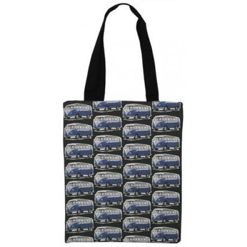 Blue Kombi Vans Tote Bag from Sarah J Home Decor. $34.95