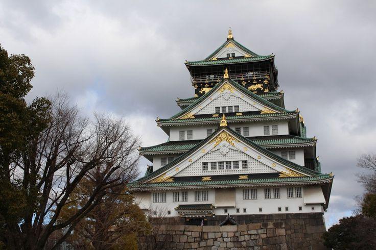 Osaka Castle: Thelandmark fortress of the city and one of the main reasons to visit Osaka.