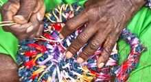 Ghost Net Weavers   Sustainable Living Festival