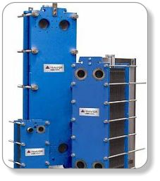 Tranter - Gasketed Plate Heat Exchangers. Intercambiadores de Calor de Placas Tranter