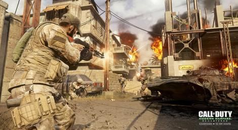 Modern Warfare Remastered multiplayer makes killstreaks look better than ever