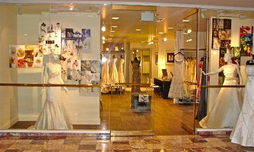 49 Best Images About Bridal Salons On Pinterest