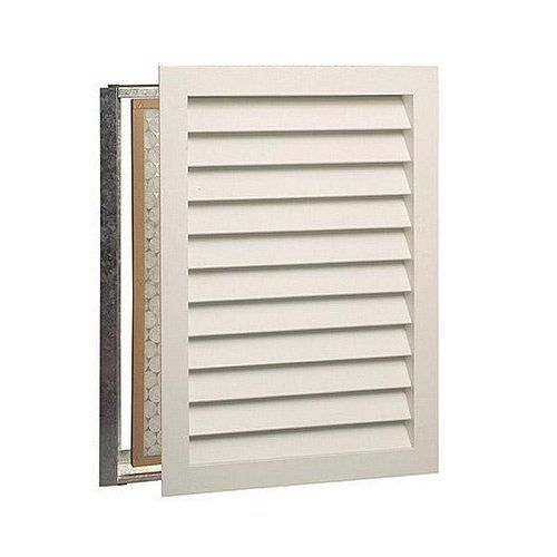 Air Conditioning Return Grilles : Worth home premier luxury return air grille primed
