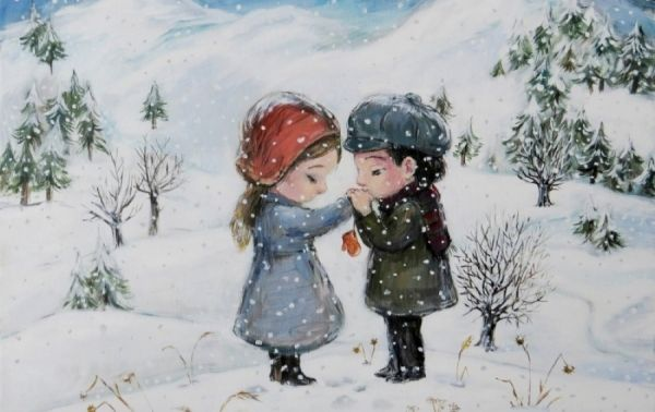 Warmth of Georgian artist Nino Chakvetadze's paintings will take you back to your childhood