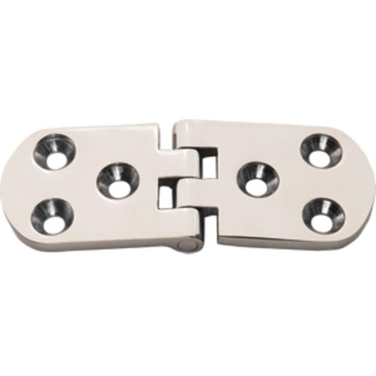 Whitecap Flush Mount Hinge - 316 Stainless Steel - 4 x 1-1/2