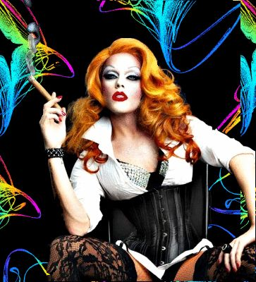 Morgan McMichaels · RuPaul's Drag Race · Season 2