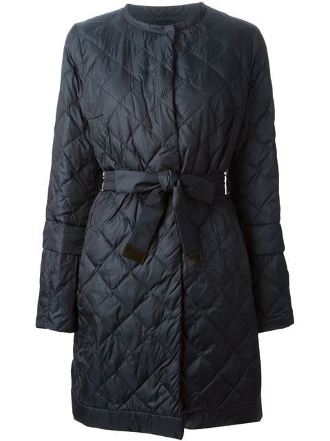 Купить Max Mara quilted and padded round neck parka в Liska from the world's best independent boutiques at farfetch.com. Over 1000 designers from 300 boutiques in one website.