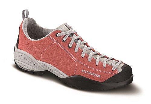 Oferta: 133.95€. Comprar Ofertas de Scarpa - Botas de senderismo de Piel para mujer rojo Mineral Red, color rojo, talla 38 barato. ¡Mira las ofertas!