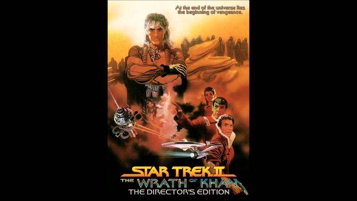 22 - Epilogue - End Title - James Horner - Star Trel II The Wrath Of Kha...