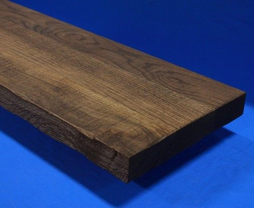 Best Thick Rough Sawn Stair Treads Rustic Distressed Thick 400 x 300