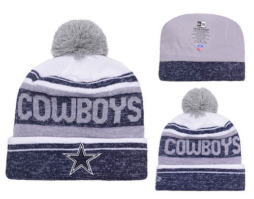 NFL Dallas Cowboys Stitched Knit Beanies 007