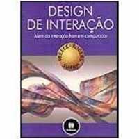 Livros Design de Interação, Rogers & Sharp Preece (8536304944) l Ref. AI