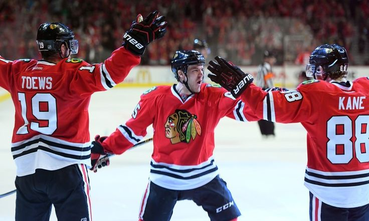 Kane knows his mega-contract key in Blackhawks' personnel losses = LAS VEGAS — When Chicago forwards Jonathan Toews and Patrick Kane signed identical eight-year, $84 million contract extensions two summers ago with an average annual value of $10.5 million, Kane admitted to.....