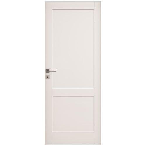 Skrzydło drzwiowe Bianco Neve 1 - Drzwi i skrzydła drzwiowe - Drzwi Wewnętrzne - Drzwi i Podłogi VOX