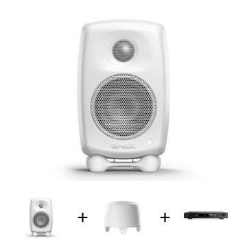 Genelec 5.1 ProCaster Premium+ white ‐bundle – 5.1 – Kaiutinjärjestelmät – Kaiuttimet – Audio ja hifi – Verkkokauppa.com