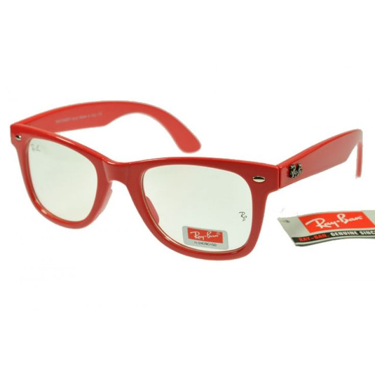 Red Ray Ban 2140 Wayfarer Sunglasses Discount Sale RWS04 $23.14