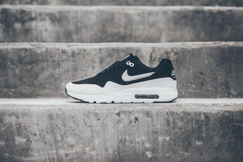 Nike Air Max 1 Ultra Moire - Black/White - Sneaker Politics