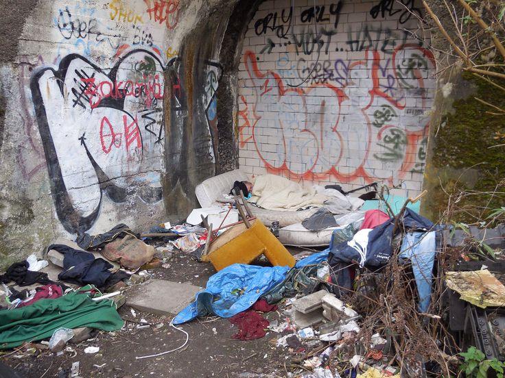 Kölner  obdachlose