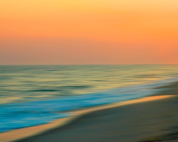 Abstract Beach Photography Fine Art Print Coastal Decor