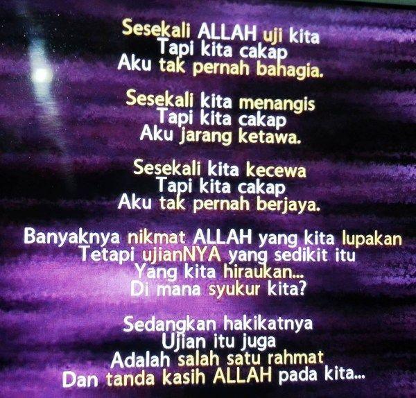 Kata Mutiara Islam Hari Selasa Kata Kata Mutiara Mutiara Motivasi