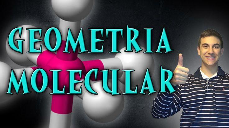 GEOMETRIA MOLECULAR | Sem decoreba (1/2)