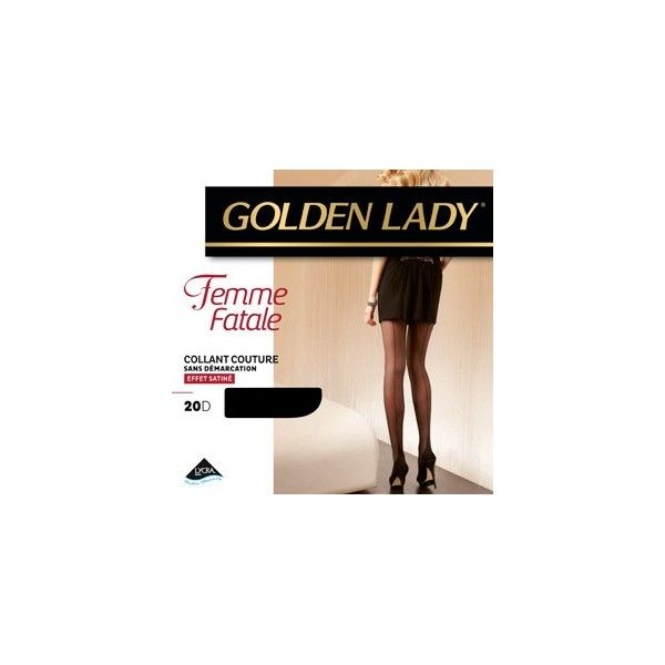 Collant couture - Golden Lady France